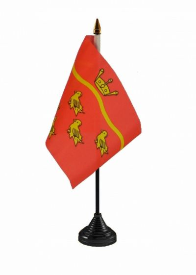 EAST SUSSEX - TABLE FLAG